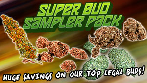 super bud sampler